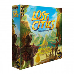Lost Cities : Le Jeu de...