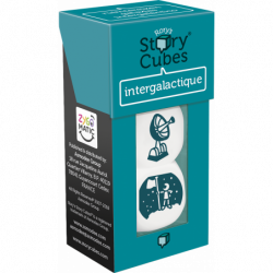 Story Cubes : Intergalactic