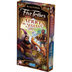 Five Tribes : Les Caprices...