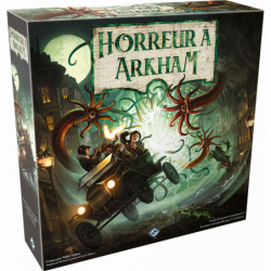 Horreur à Arkham- Jeu de...