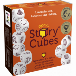 Story Cubes Original (Orange)