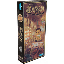 Dixit 8 Harmonies (Extension)