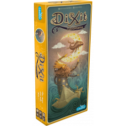 Dixit 5 Day Dreams (Extension)