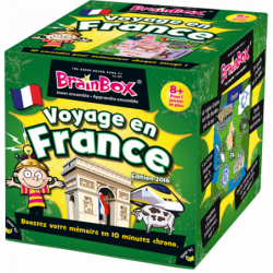 BrainBox Voyage en France