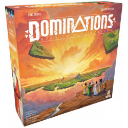 Dominations : Road to...