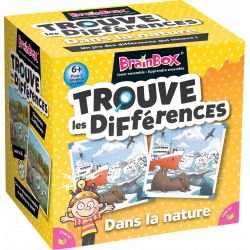 BrainBox : Trouve les...