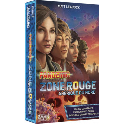 Pandemic Zone Rouge:...
