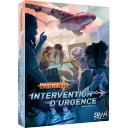 Pandemic : Intervention...