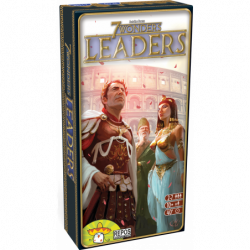 7 Wonders : Leaders...