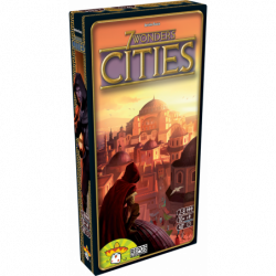 7 Wonders : Cities...