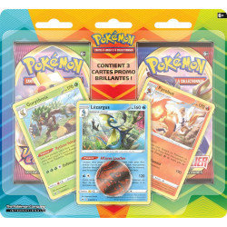 Pokémon : Pack 2 Boosters...