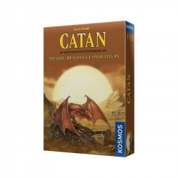 Catan : Trésors, Dragons &...