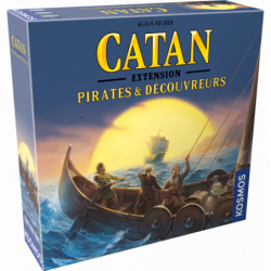 Catan : Pirates et...